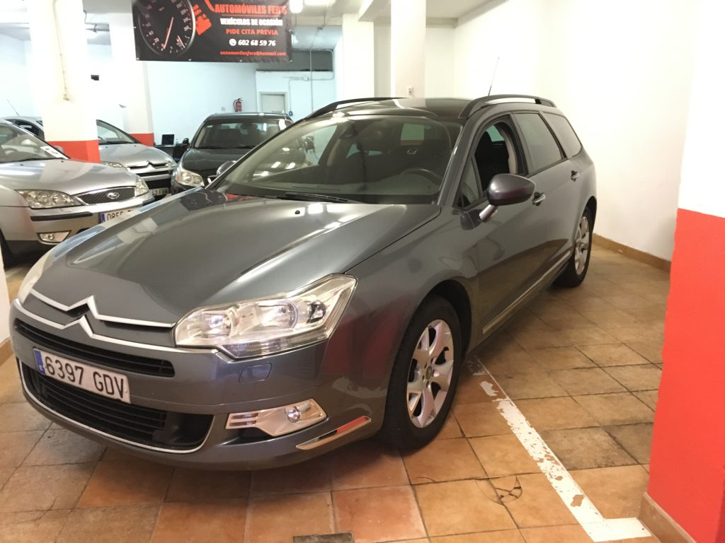 CITROEN C5 FAMILIAR 2.0 HDI 140CV