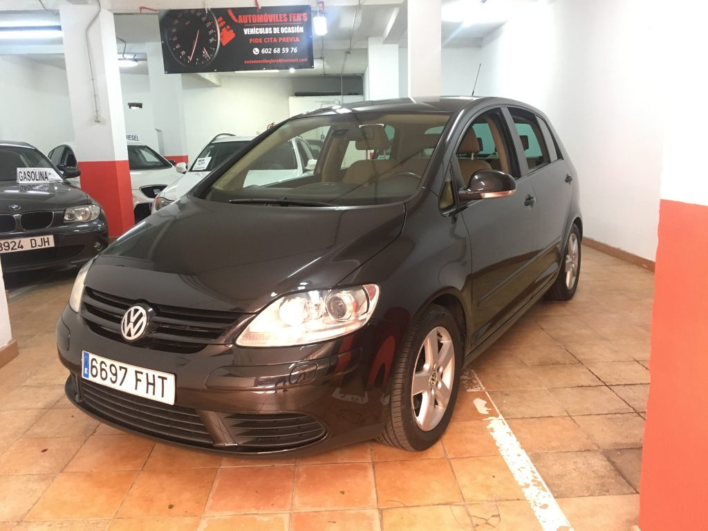 VW Golf Plus 2. tdi 140cv