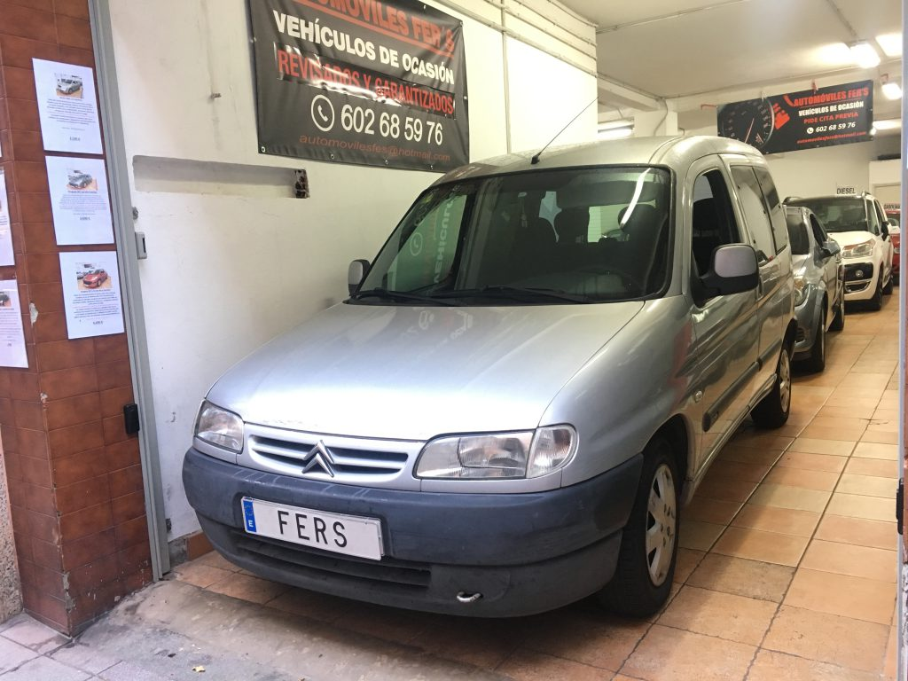 Citroën Berlingo 2.0 hdi 90cv