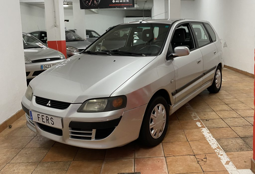 Mitsubishi Space Start 1.9 diesel